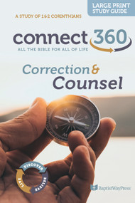 Correction & Counsel - Large Print Study Guide