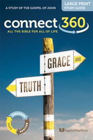 Grace & Truth  (John)  - Large Print Study Guide