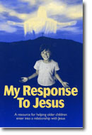 A resource for helping older children enter into a relationship with Jesus by walking through the steps of salvation. Fold-out Tract.