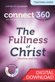 The Fullness of Christ - Digital Teaching Guide