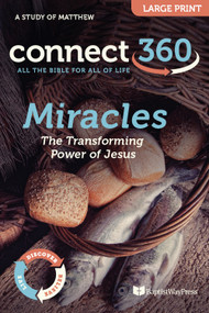 Miracles  (Matthew) - Large Print Study Guide