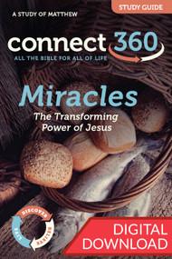 Miracles (Matthew) - Digital Study Guide