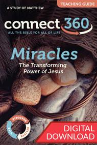 Miracles (Matthew) - Digital Teaching Guide