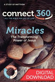 Miracles  (Matthew)  - Premium Teaching Plans