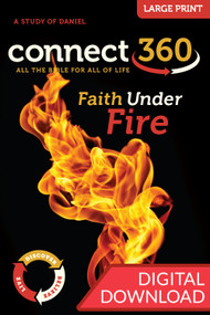 Faith Under Fire - Digital Large Print Study Guide