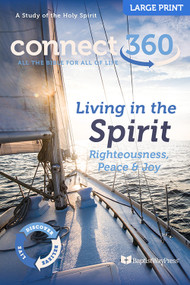 Living in the Spirit - Large Print Study Guide