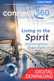 Living in the Spirit - Digital Large Print Study Guide