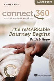The reMARKable Journey Begins - Large Print Study Guide