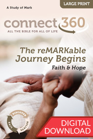 The reMARKable Journey Begins - Digital Large Print Study Guide