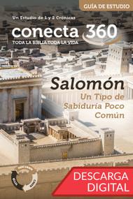 Salomón: Un Tipo de Sabiduría Poco Común – Guía de estudio