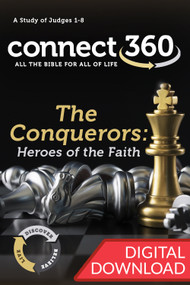 The Conquerors: Heroes of the Faith (Judges)  - Premium Commentary
