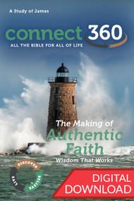 The Making of Authentic Faith (James) - Premium Teaching Plans