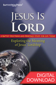 Jesus is Lord! - Digital Study Guide