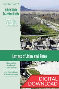 1,2,3 John & 1 Peter - Digital Teaching Guide