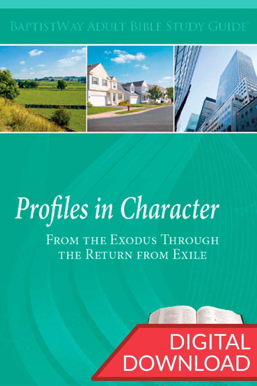 Profiles in Character - Digital Study Guide