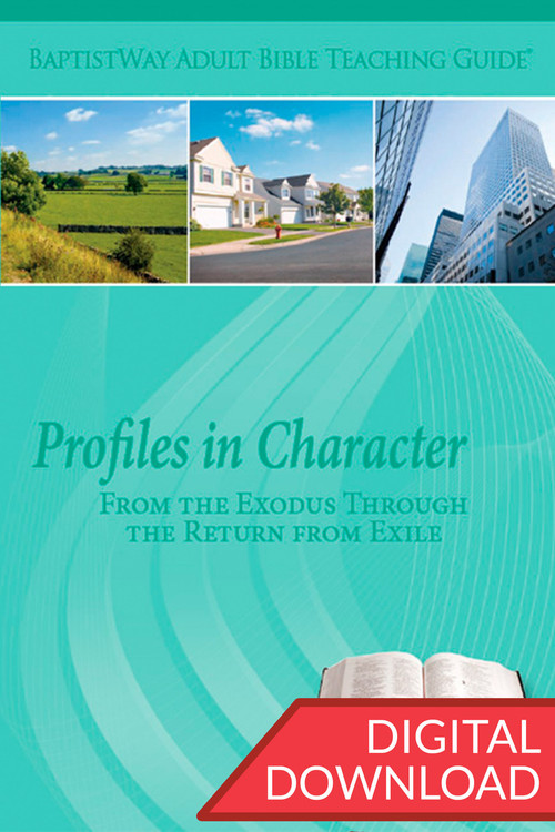 Profiles in Character - Digital Teaching Guide