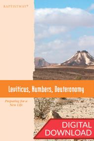 Leviticus, Numbers, Deuteronomy - Premium Commentary