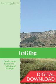 1 & 2 Kings - Premium Teaching Plans