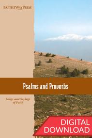 Psalms & Proverbs - Premium Teaching Plans