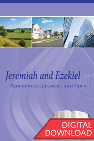 Jeremiah & Ezekiel - Premium Teaching Plans