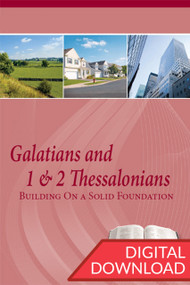 Galatians & Thessalonians - Premium Teaching Plans