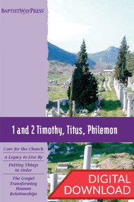 1 & 2 Timothy, Titus, and Philemon - Premium Commentary