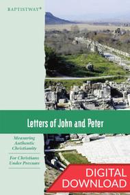 1,2,3 John & 1 Peter - Premium Teaching Plans