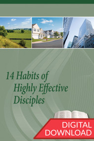 Dr. Dennis Parrott has crafted these teaching plans to help you immediately teach each of the 14 Habits of Highly Effective Disciples.