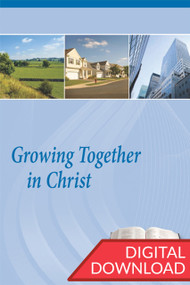 Growing Together in Christ - Premium Teaching Plans