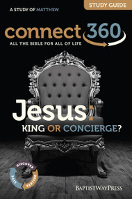 Bible study on Matthew that will re-awaken us to the majesty of King Jesus and challenge us to submit ourselves to him. 13 lessons; Paperback; 153 pages.