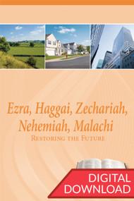 Ezra, Haggai, Zechariah, Nehemiah, Malachi - Premium Commentary