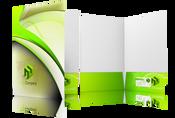 1000 Folders 5.25X10.5