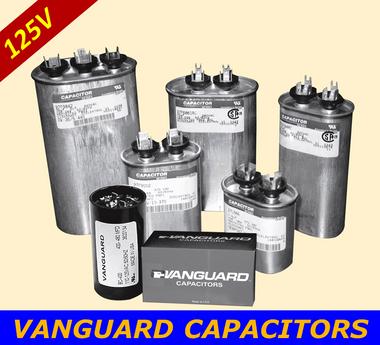 VANGUARD Motor Start Capacitors BC-340