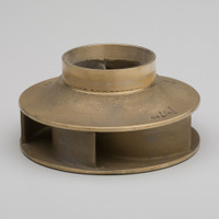 "Bell & Gossett 118440 - 3-7/8"" OD Brass Impeller"