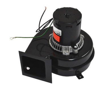Aaon Combustion Motor & Fan Assembly