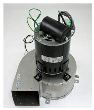 Aaon Combustion Motor Assembly 460V