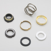 Bell & Gossett Seal kit For B&G Pumps With 18844, 189034, 189100, and 186863 Bearing assemblies. Seal kits preVent the Pump from leaking Water at the Pump Shaft. It is recommend to order a new Pump Cover Gasket when replacing the Seal kit as it necessary to replace it each time the Pump is opened For maintenance.