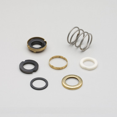 Bell & Gossett Seal kit For B&G Pumps With 185260 Bearing assemblies. Seal kits preVent the Pump from leaking Water at the Pump Shaft. It is recommend to order a new Pump Cover Gasket when replacing the Seal kit as it necessary to replace it each time the Pump is opened For maintenance.