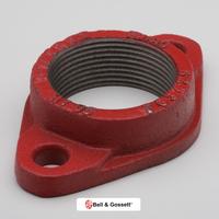 Bell & Gossett 101004 1 1/2 Cast Iron Flange