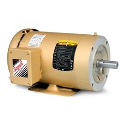 Baldor MotorS CEM3615T 5HP 230/460 184TC