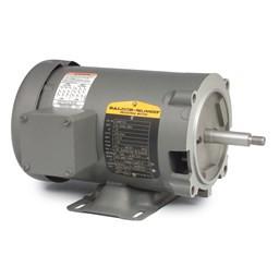 Baldor MotorS CJM3112 .75HP 56J 230/460