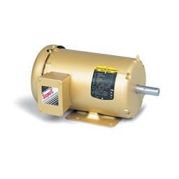 Baldor MotorS EM3613T 5HP 184T 3PH 3600