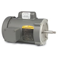 Baldor MotorS JL3501A 1/3HP 56J 1PH 1800