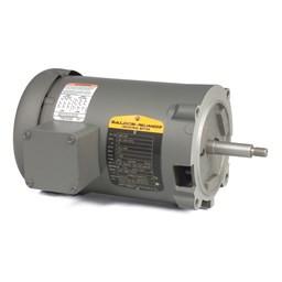 Baldor MotorS JM3107 1/2HP 56J 3PH 3600