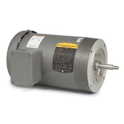 Baldor MotorS JM3461 1/2HP 56J 3PH 1725