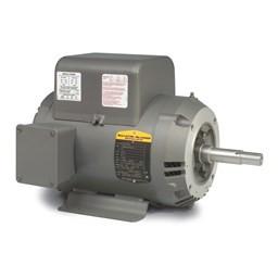 Baldor MotorS JML1510T 7.5HP 215JM 1PH 1725