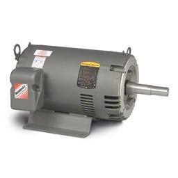 Baldor MotorS JMM3212T 5HP 182JM 3PH 3450