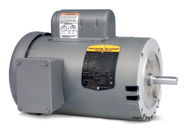 Baldor KL1203 .25HP Motor 56C 1PH 1725