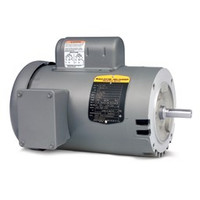 Baldor KL1205 .33HP Motor 56C 1PH 3450
