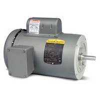 Baldor KL3405 .33HP Motor 56C 1PH 3450